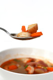 Spicy Shrimp Soup poster