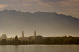 Bregenz Resort in Morning Light