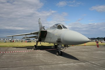 Tornado jet bomber