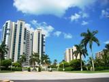 Ocean condominiums poster
