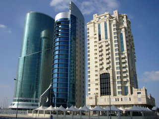 Industrial area Doha, Qatar