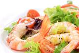 Fototapety Prawn Salad