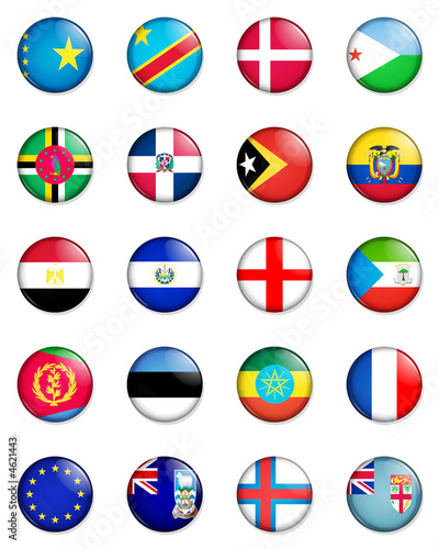 Flags of the world 04