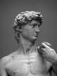 Leinwanddruck Bild - Museum Replica David 1