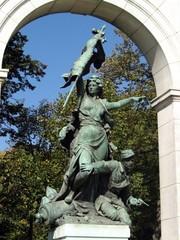 Marianne guidant le peuple