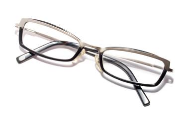Glasses correcting sight