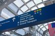 Airport Signage - 4627289