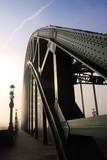 Fototapete Kunst - Museum - Brücke