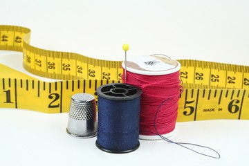 thread and tape