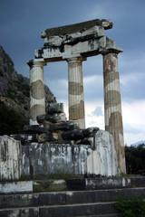 Delphi Temple