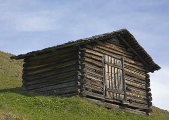 Wooden Barn - Holzhaus