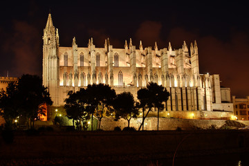 Kathedrale in Palma (2)