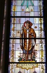 saint augustin...vitrail