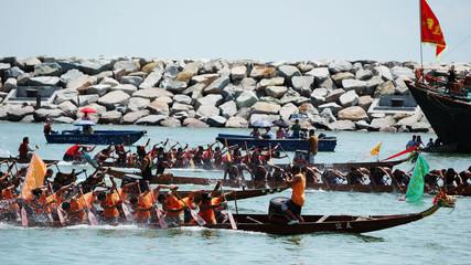 Drangon Boat Race