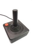 vintage joystick poster