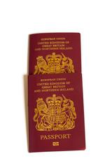 Two British Passports