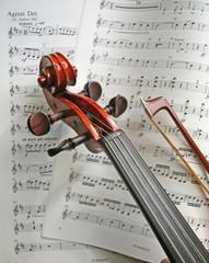 Geigenkopf
