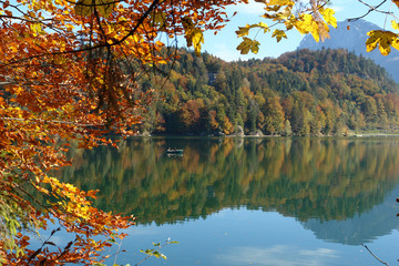 Herbst am Hechtsee