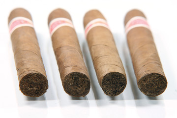 four cigars