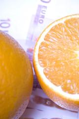 oranges price