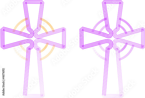 Christian Cross (Celtic)