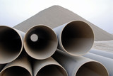 Limestone Landmass & Pipes for Construction poster