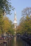Zuiderkerk in Amsterdam Holland poster