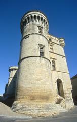 Gordes castle-1a