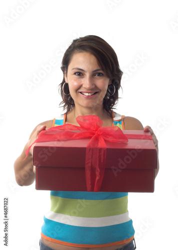 got a present