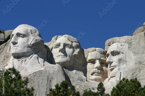 Mt. Rushmore, South Dakota - 4687414