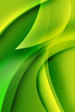Nature green abstract - 4688486