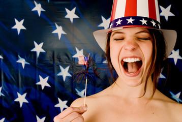 American Grrrl!