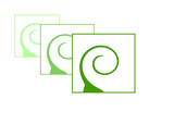 Curve of a Fern - logo