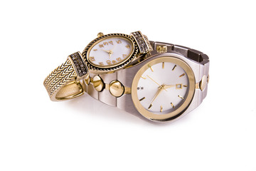 Mens and Ladies Wristwatches