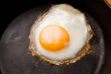 Fried Egg Detail