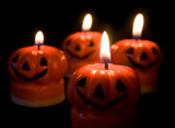 Halloween Candles