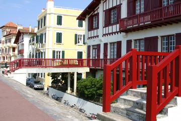 maisons typique pays basque