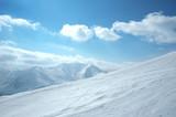 Fototapeta góra - góry - Góry