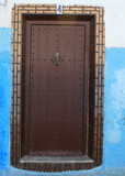 porte en bois au maroc