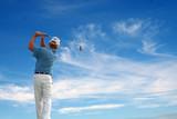 Fototapety Golf Swing 13