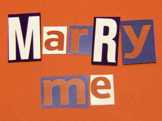 marry me - 2