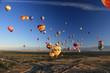 Leinwandbild Motiv Balloon Fiesta 2007