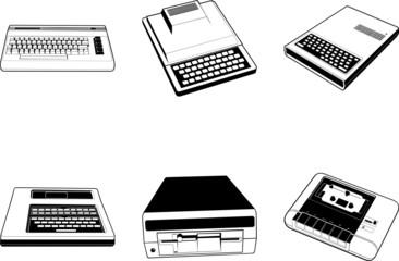 Vintage Computer Hardware