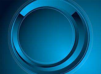 modern news blue