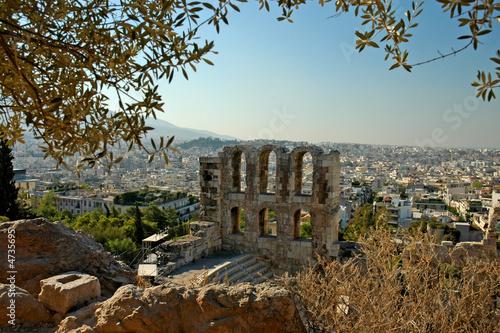 ruine grec