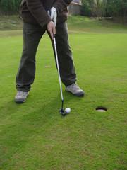 Jogador de golf