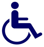 Handicap Icon Symbol