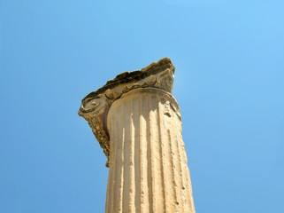 Column in Ephesus