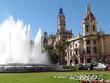 Ayuntamiento y Plaza del Ayuntamiento (Valencia) Spain
