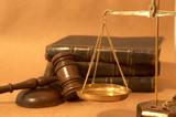 legal concept poster